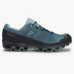 On Cloudventure - Waterproof - albastru storm cobble