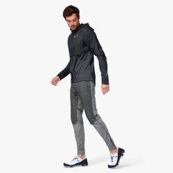 On Cloud Weather Running Jacket - jacheta de alergare vant / ploaie pentru barbati - negru