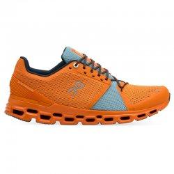 On Cloud Cloudstratus - pantofi alergare pentru barbati - Orange/ Wash