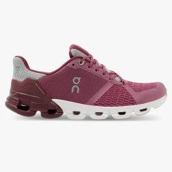 On Cloud Cloudflyer - pantofi alergare pentru femei - magenta/mulberry