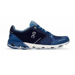 On Cloud Cloudflyer - pantofi alergare pentru barbati - albastru alb