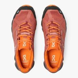 On Cloud Cloudventure Waterproof - pantofi alergare pentru barbati - portocaliu Rust