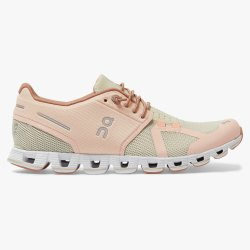 On Cloud - pantofi alergare pentru femei - Rose Sand