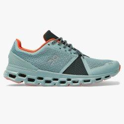 On Cloudstratus - pantofi alergare pentru barbati - Cobble Ivy