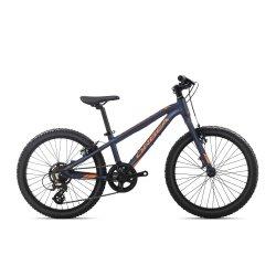 Orbea MX 20 Dirt - bleumarin-portocaliu