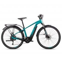 Orbea Keram Comfort 30 - bicicleta electrica oras - albastra