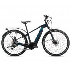 Orbea Keram Comfort 20 - bicicleta electrica oras - neagra