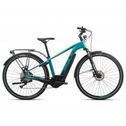 Orbea Keram Comfort 20 - bicicleta electrica oras - albastra