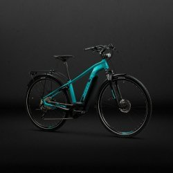 Orbea Keram Comfort 30 - bicicleta electrica oras - neagra