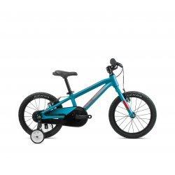 "Orbea - bicicleta copii cu roti 16"" - MX 16 - albastru-rosu"