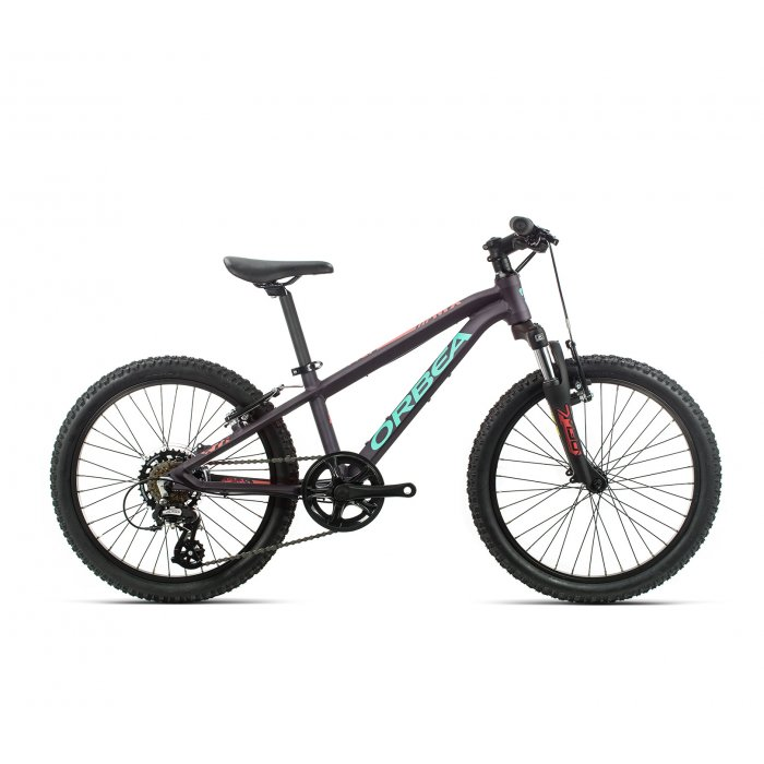 "Orbea - bicicleta copii cu roti 20"" - MX 20 XC - mov-albastru"