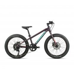 Orbea - bicicleta copii - MX 20 Team Disc - mov roz