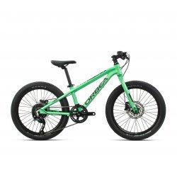 Orbea - bicicleta copii - MX 20 Team Disc - verde menta negru