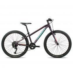 Orbea - bicicleta copii - MX 24 Team - mov roz