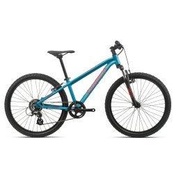 "Orbea - bicicleta copii cu roti 24"" - MX 24 XC - albastru-rosu"