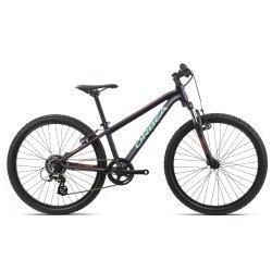 "Orbea - bicicleta copii cu roti 24"" - MX 24 XC - mov-albastru"