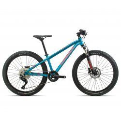 Orbea MX 24 Trail - albastru-rosu