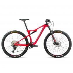 "Orbea Oiz H20 - bicicleta MTB full suspension XC 27.5"" - rosu-negru"