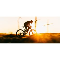 "Orbea Oiz H20 - bicicleta MTB full suspension XC 29"" - rosu-negru"