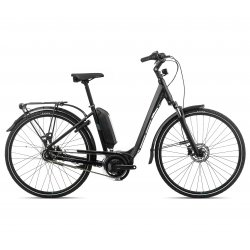 Orbea Optima Comfort 30 - bicicleta electrica oras - neagra