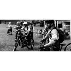 """Orbea Wild FS H25 - bicicleta electrica full suspension 29"""" - rosu-negru"""
