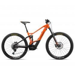 """Orbea Wild FS M25 - bicicleta electrica full suspension 29"""" - portocaliu-negru"""