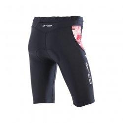 Orca Core Race pantaloni triatlon negru-alb-roz