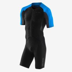 Orca RS1 Kona Aero Race - costum trisuit pentru triatlon - negru-albastru