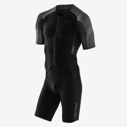 Orca RS1 Kona Aero Race - costum trisuit pentru triatlon - negru-gri