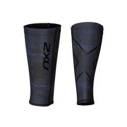 2XU - Compresii gamba - albastru- negru