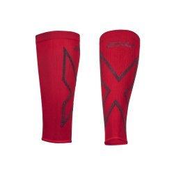 2XU - Compresii gamba X - rosii