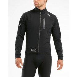 2XU - X:C2 Winter Cycle Jacket - negru-reflectorizant