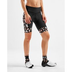 2XU - Elite Cycle Shorts W - negru-rain spot