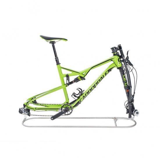 B&W cutie transport bicicleta neagra