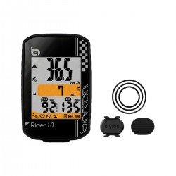 Bryton Rider 10C senzor cadenta negru