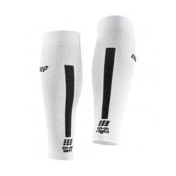 CEP  Calf Sleeves 3.0 barbati white/dark grey