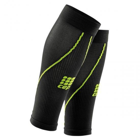 CEP Compresie gamba 2.0 negru-verde
