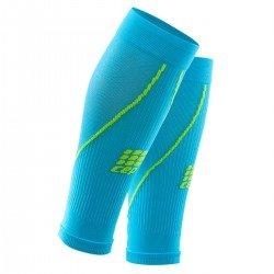 CEP Compresie gamba 2.0 albastru hawaii-verde