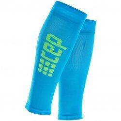 CEP Compresie gamba ultralight albastru-verde