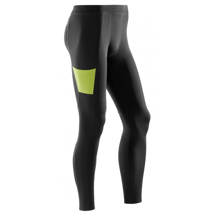 Base Layer Compression Shorts Black CEP Mens Active