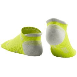 CEP Sosete low cut 3.0 Men lime/light grey