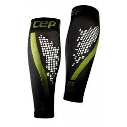 CEP Compresie gamba Nighttech W verde