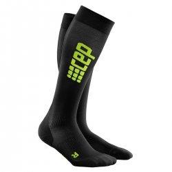 CEP Compression Ultralight Run Socks 2.0 W Night black-green