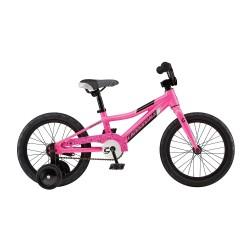 Cannondale Trail 16 single speed bicicleta copii W-roz 2017