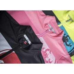 Castelli Future Racer Kid - Tricou cu maneca scurta pentru bicicleta - negru-rosu