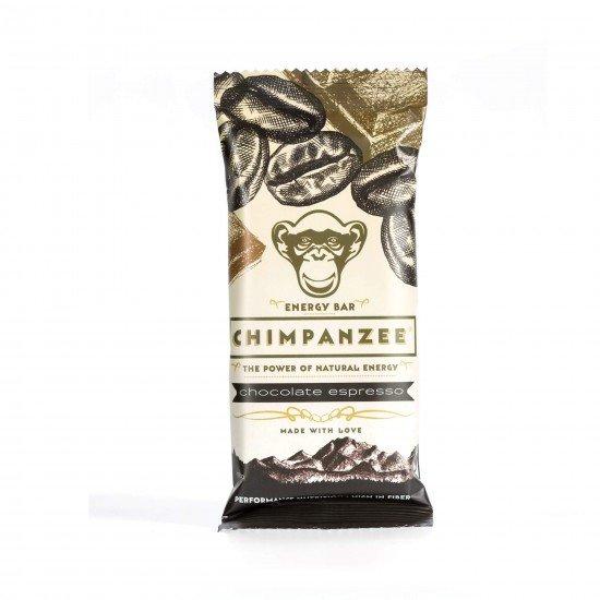Chimpanzee Energy Bar - Espresso si ciocolata, 55g