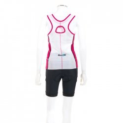 Dare2Tri Womens zip tri-top