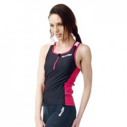 Womens zip tri-top Dare2Tri