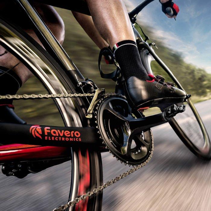 Favero Assioma Duo - pedale cu power meter integrat pentru biciclete de sosea