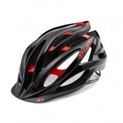Giro Fathom Casca bicicleta negru-rosu